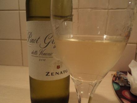 Пино Гриджио. Цвет вина.