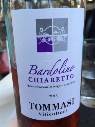 Tommasi Bardolino Chiaretto Rosé