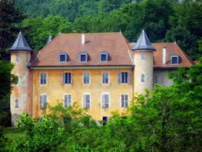 замок Шато де Борн