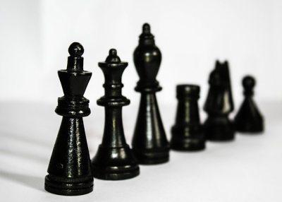иерархия шахматных фигур