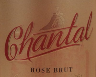 креман chantal brut rose min