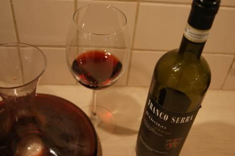 цвет вина бароло