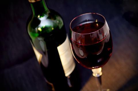 выдержанное красное вино