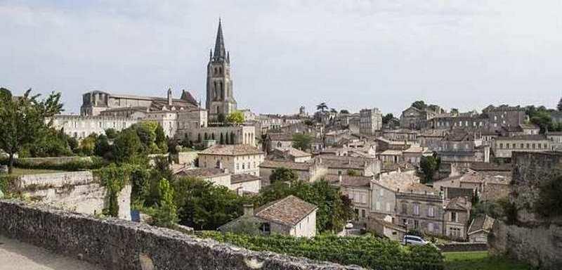 Бордо saint-emilion