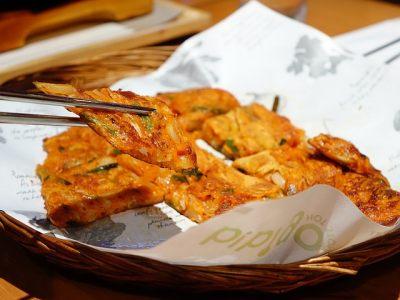 острая азиатская кухня и сладкие вина