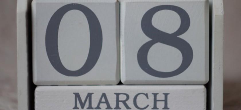 8 марта min