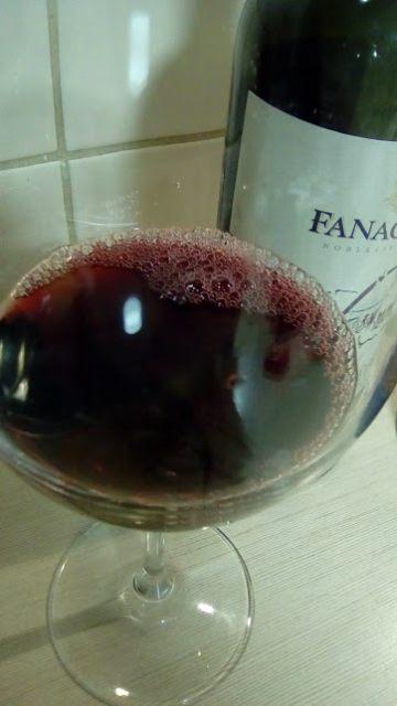 Фанагория Крю Лермонт Совиньон glass