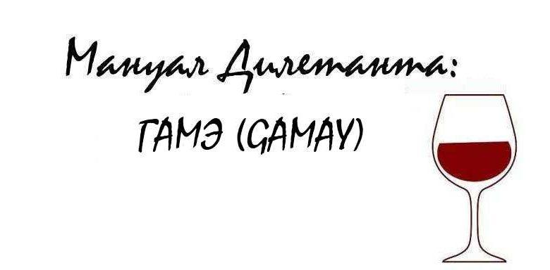 Мануал Дилетанта Что такое Гамэ