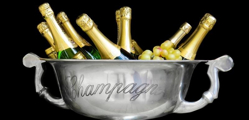 названия шампанских