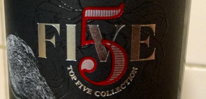 top five logo