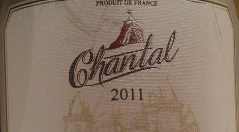 chantal label
