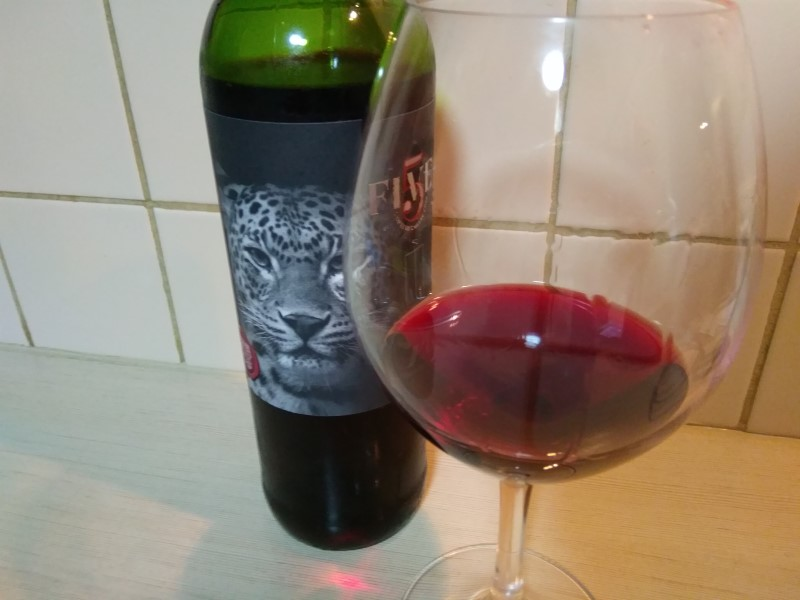 top five pinotage glass